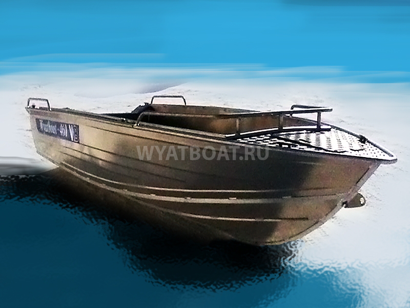 Wyatboat 460P