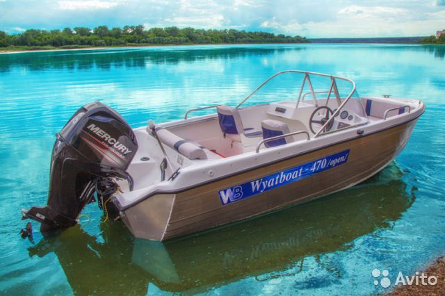 Wyatboat 470 Open